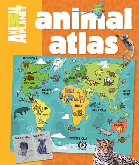 The Books Animal animal planet animal atlas discovery