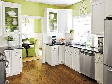 Kitchens Colors Ideas Furniture Cozy Space Kitchen Cabinet Painting Ideas