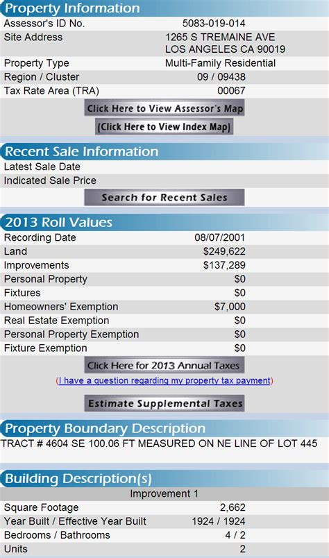 Maine Property Tax Records How Depreciation Works And How To Do The Proper Calculations