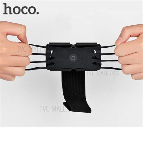 Hoco Armband 180 Degree Rotation For Smartphone Hs10 hoco hs10 180 degree rotation adjustable sports armband for 4 5 5 inch mobile phones black tvc