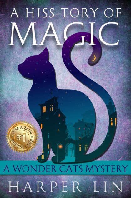 hiss tory  magic  cats mystery series