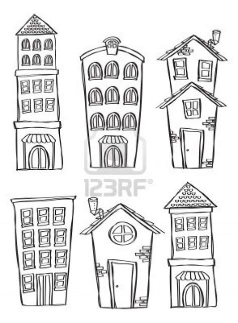home design doodle book 25 best ideas about house sketch on pinterest house