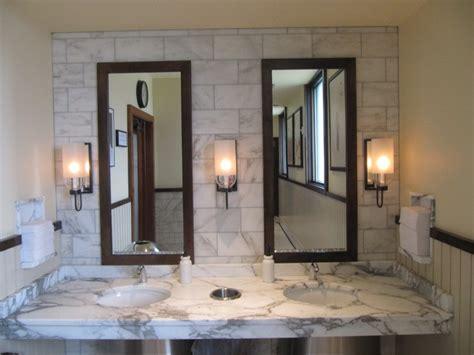restaurant bathrooms bathroom bricktops restaurant traditional bathroom