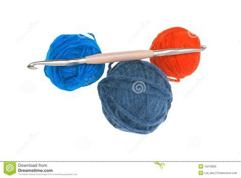 knitting set set for knitting royalty free stock images image 15219829