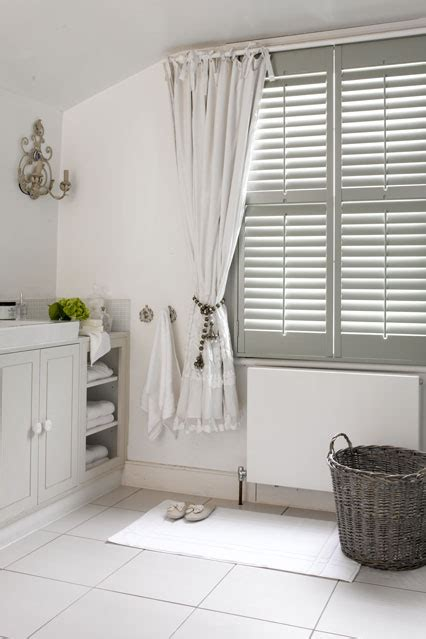 Bathroom Window Dressing Ideas Window Dressing Bathroom Ideas Tiles Furniture Accessories Houseandgarden Co Uk