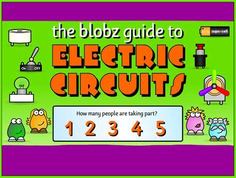 blobz electric circuits tech coach the blobz guide to electric circuits