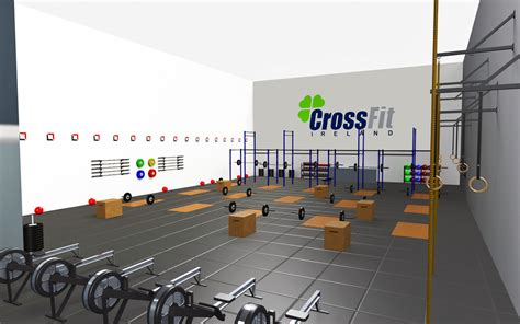 Small Home Floor Plans by Crossfit Gym Equipment Gym Design