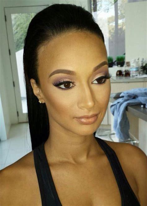 draya weaves makeup draya michelle beauty makeup pinterest on