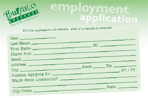 application form 16 year olds employment application