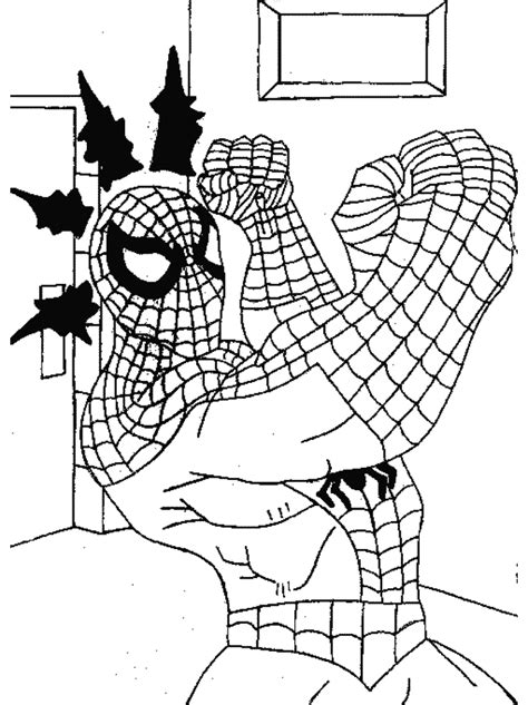spiderman coloring spiderman coloring pictures
