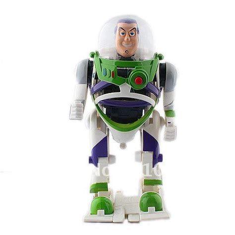 Story 4 Robot Buzz Lightyear free shipping story buzz lightyear figure cool buzz