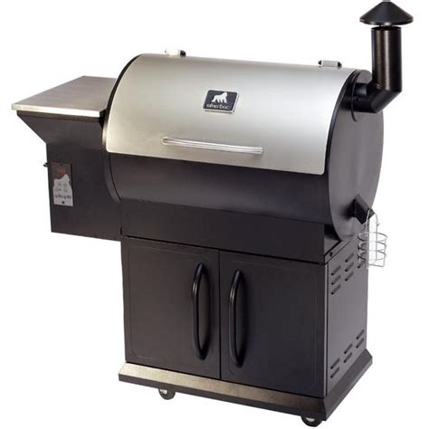 Grill A by Silverbac Wood Pellet Grill Grilla Grills