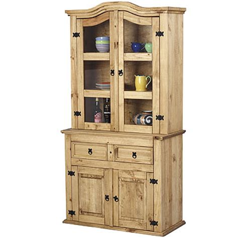 Hutch Display Cabinet by Corona Display Cabinet Buffet Hutch Sideboard Solid