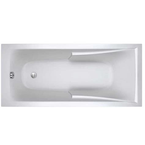baignoire en acrylique baignoire corvette 3 150 x 70 cm en acrylique jacob
