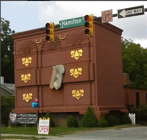 High Point Nc Furniture by World S Largest Wooden Whatevers Take The Prize