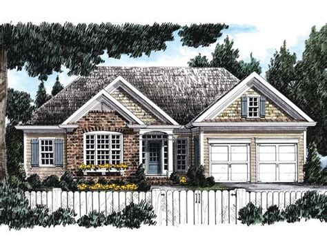 eplans cottage house plan two bedroom cottage 540 eplans cottage house plan well planned layout 1591