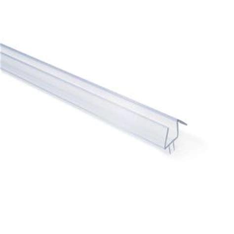 Glass Shower Door Bottom Sweep Showerdoordirect 98 In Frameless Shower Door Bottom Sweep