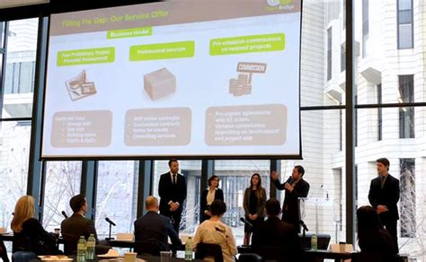 How Competitive Is Rotman Mba by 1st Place In The Rotman Sustainability Innovations