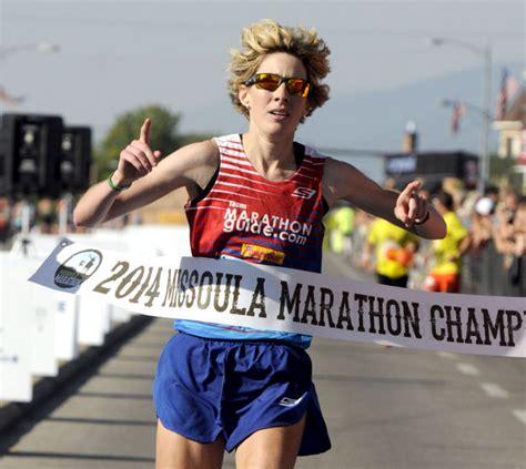 Missoulian Records Records Fall At 2014 Missoula Marathon