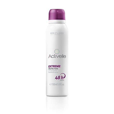 Activelle Anti Perspirant Deodorant Oriflame oriflame activelle protection anti perspirant 48h deodorant spray oriflame shop buy