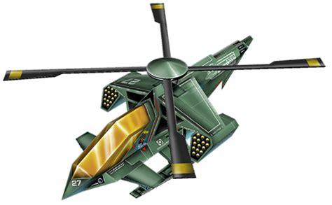 Helicopter Papercraft - 4 helicopter papercraft papercraft paradise