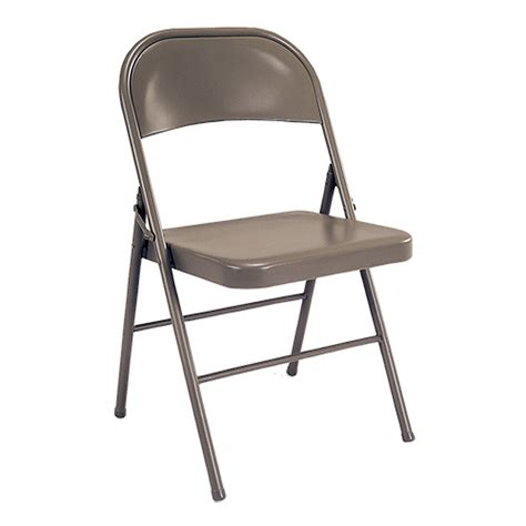 foldable chair cosco home and office steel folding chair set of 4