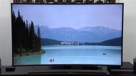 samsung ue55ju7500 4k uhd tv review