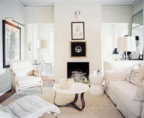 white room decor decorating with bright modern white