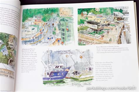 sketchbook traveler book review watercolor journeys create your own travel