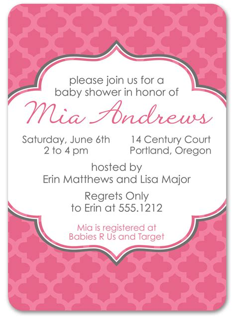 Photo Baby Shower Invitation by Images Of Baby Shower Invitations Xyz