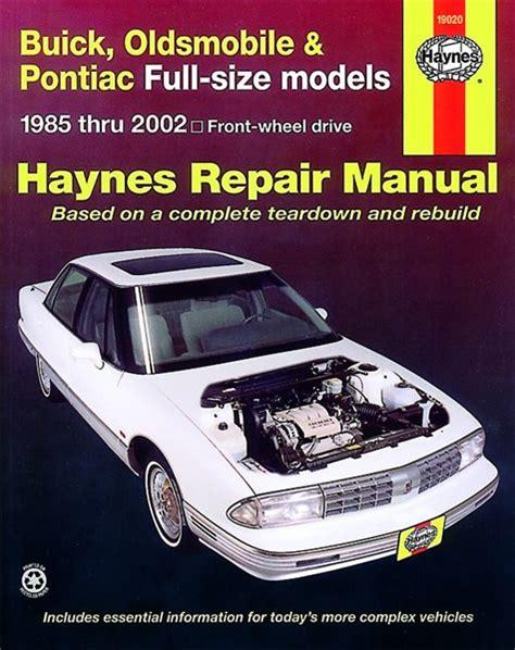 car repair manuals online pdf 1988 pontiac firebird parental controls haynes reparationshandbok buick oldsmobile pontiac universal 28 35 skruvat com car