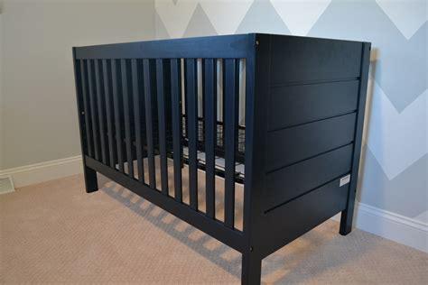 navy crib family