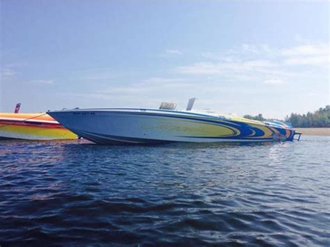 cigarette boats for sale in ontario 1988 cigarette bullet powerboat for sale in new york