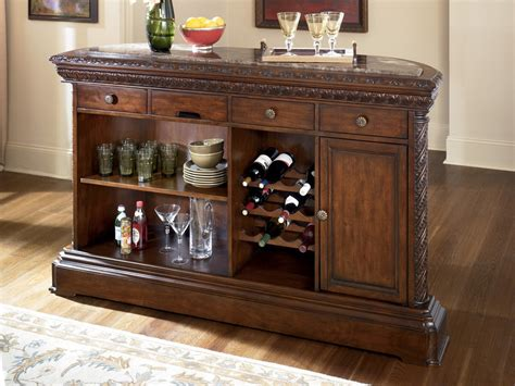 north shore bar with marble top buy north shore home bar with marble top by millennium