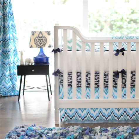 Baby Bedding Sets Boys Nursery On A Budget Project Nursery