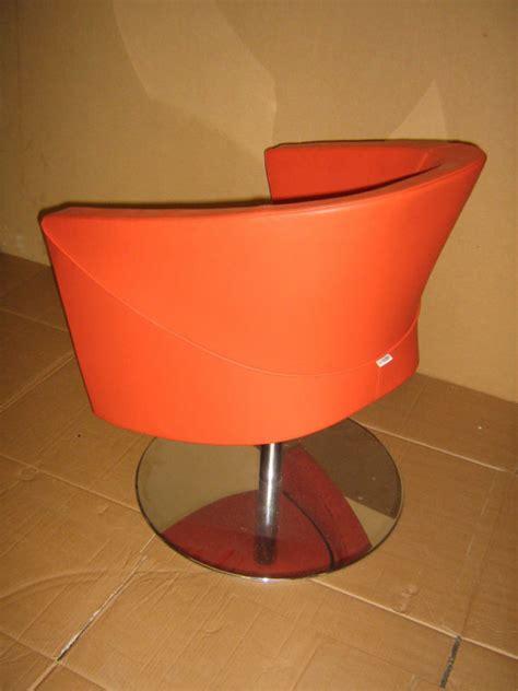 orange swivel tub chair sale stock clearance discount designer furniture