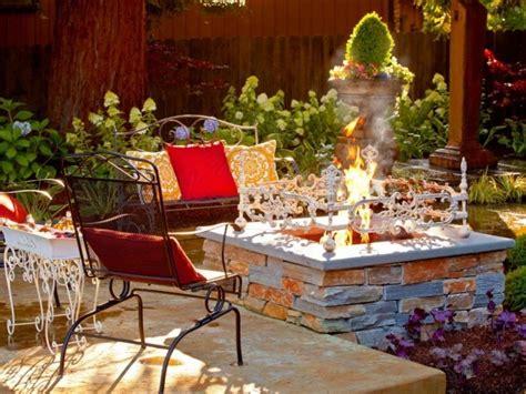 feuerstelle im garten oder wie kann einen traum - Einfache Feuerstelle Im Garten