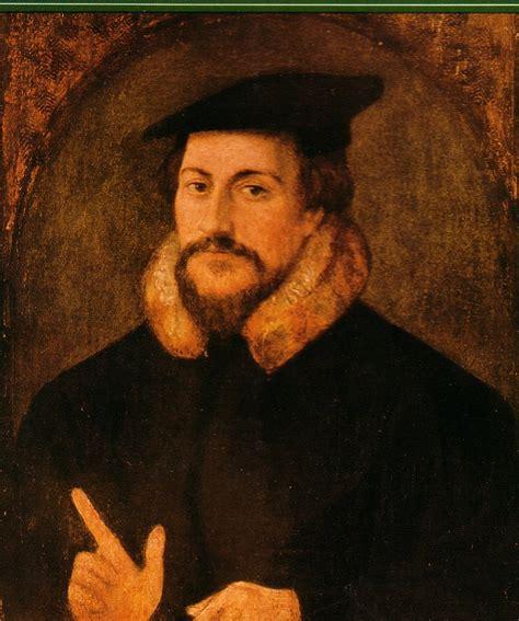 christianity doctrine and ethics john calvin s doctrine