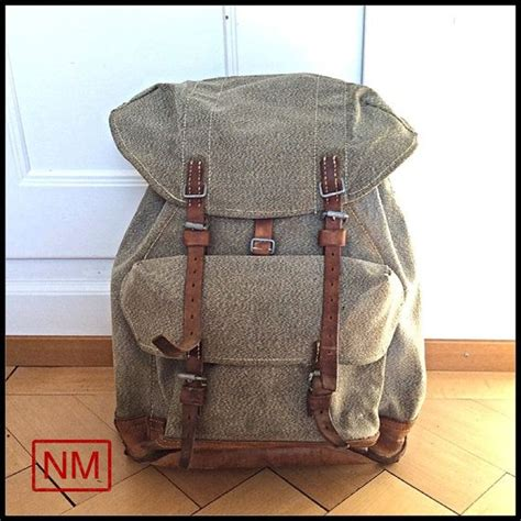 Swiss Army S 47 X vintage swiss army backpack rucksack of the swiss