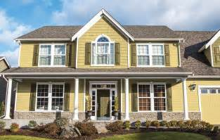 exterior paint yellow top house paint colors