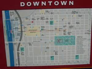 downtown sacramento city map sacramento california mappery