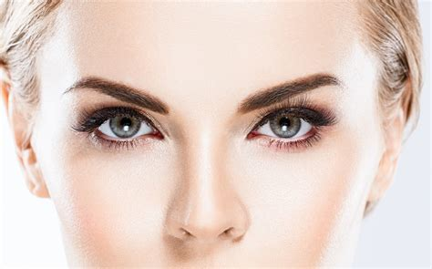 cara bikin alis untuk wajah bulat tips bentuk alis yang tepat untuk si wajah bulat moeslema
