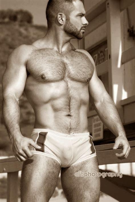 Gay bear hunk