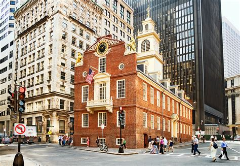 state house boston old state house boston museums boston city guide