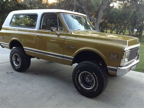 1971 chevy blazer cst chevy k5 4x4 power zonepower zone