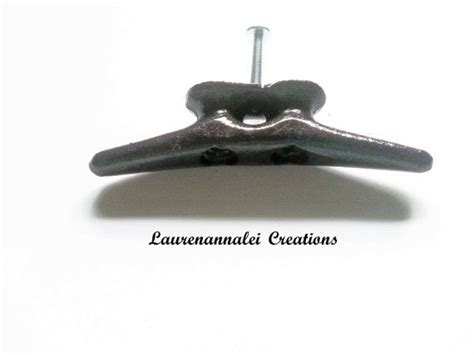 boat cleats decor boat cleat drawer pull add this oil rubbed bronze boat
