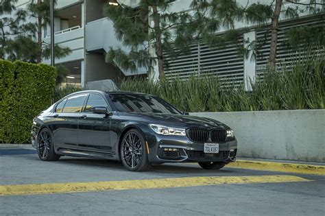 bmw 7 series all bmw 7 series adorned with vorsteiner v ff 107