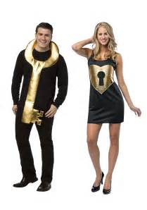 Halloween Couples Costumes Lock And Key Couples Costume