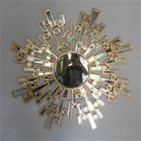 Cermin Bulat cermin hias ukiran kayu pesegi furnides mirror frame