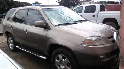 Acura Giveaway - mdx acura 05 clean used 1 2m giveaway autos nigeria